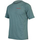 Endura SingleTrack Lite Short Sleeve Jersey Men petrol